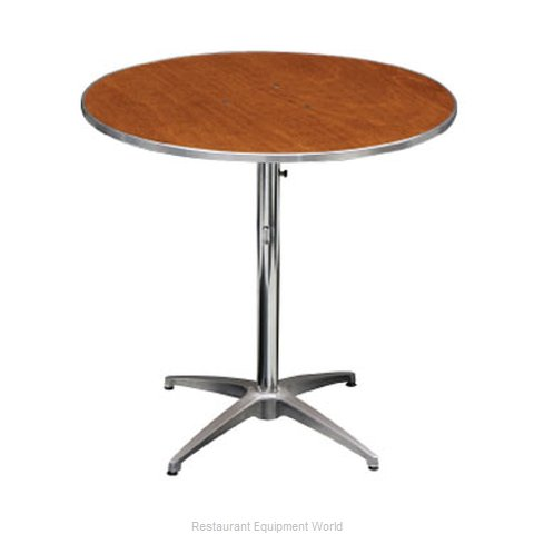 PS Furniture HO24DI-SKADJ Table Adjustable Height Indoor (Magnified)
