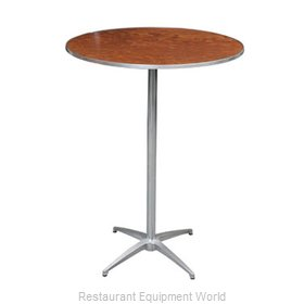 PS Furniture HO30DI-SK42 Table, Indoor, Bar Height