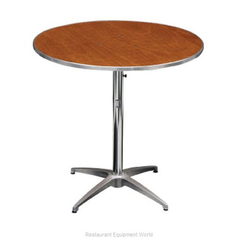 PS Furniture HO30DI-SKADJ Table Adjustable Height Indoor (Magnified)