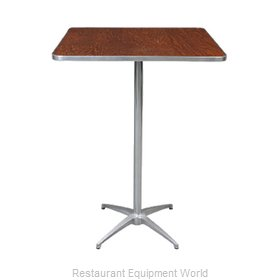 PS Furniture HO3636-SK42 Table, Indoor, Bar Height