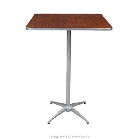 PS Furniture HO3636SQ-SK42 Table Bar Height Indoor