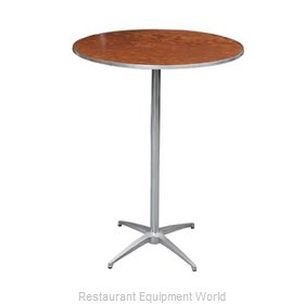 PS Furniture HO36DI-SK42 Table, Indoor, Bar Height