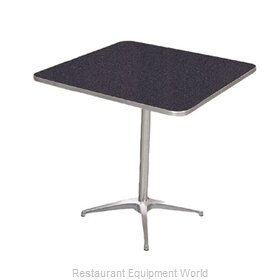 PS Furniture LS302424 Table, Indoor, Dining Height