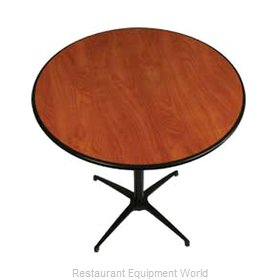 PS Furniture LS3024RD-MX Table, Indoor, Dining Height