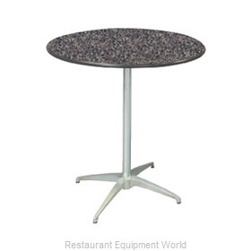 PS Furniture LS3024RD Table, Indoor, Dining Height