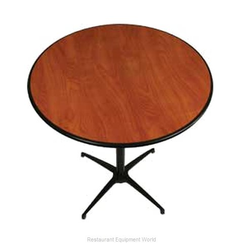 PS Furniture LS3030RD-MX Table, Indoor, Dining Height