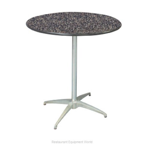 PS Furniture LS3030RD Table, Indoor, Dining Height