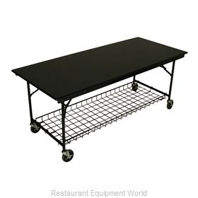 PS Furniture LS3072MXB-MUR Table, Utility