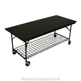 PS Furniture LS3096MXB-MU Table, Utility