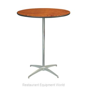 PS Furniture LS4236RD Table, Indoor, Bar Height