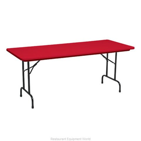 PS Furniture PB3060-PBAD Table Folding
