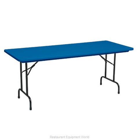 PS Furniture PB3072-PBAD Table Folding