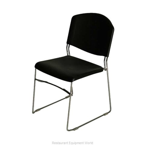 PS Furniture PC500-CH-BL-S Chair Side Stacking Indoor