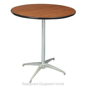 PS Furniture PD30DI-SKADJ Table, Indoor, Adjustable Height