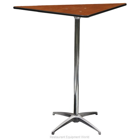 PS Furniture PDTRI30DI-SK Table, Indoor, Dining Height