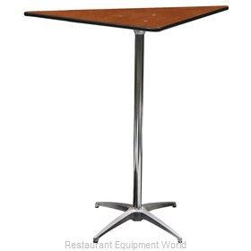 PS Furniture PDTRI30DI-SKADJ Table, Indoor, Adjustable Height