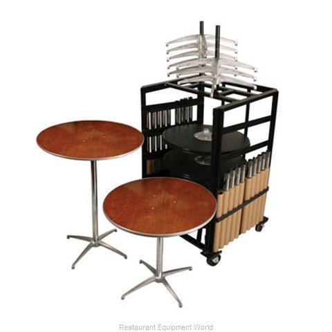 PS Furniture RECPKG-HO36RDCCT Furniture Reception Package