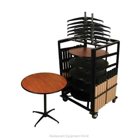 PS Furniture RECPKG-HO36SQCCT Furniture Reception Package