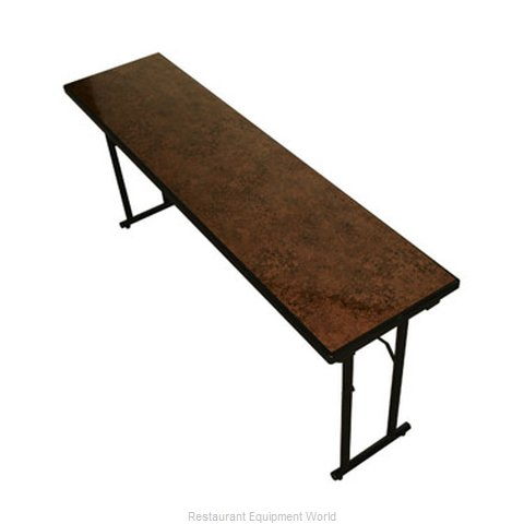 PS Furniture REV2496MX-DS Table Folding