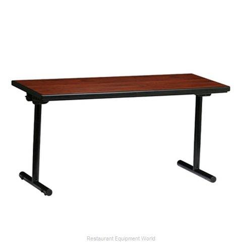 PS Furniture REV3096MXE-T Folding Table, Rectangle