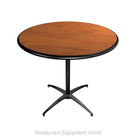 PS Furniture REV30RDMXEIC Table, Indoor, Dining Height