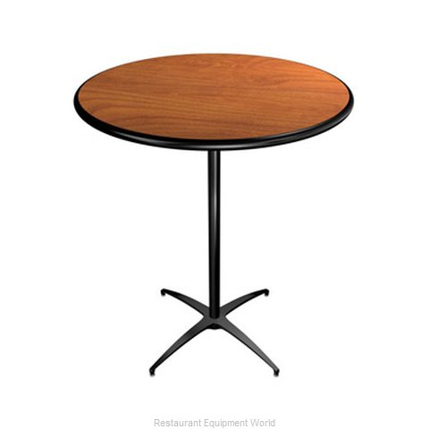 PS Furniture REV30RDMXICXBBL Table Bar Height Indoor