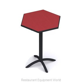 PS Furniture REV36HXMXEIC-XBL42 Table, Indoor, Bar Height