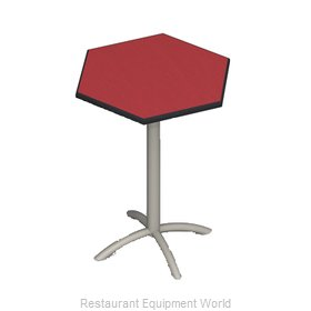 PS Furniture REV36HXMXEIC-XCH42 Table, Indoor, Bar Height