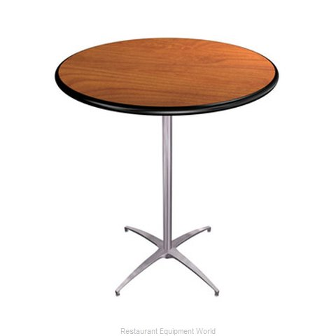 PS Furniture REV36RDMXICXDCH Table Dining Height Indoor