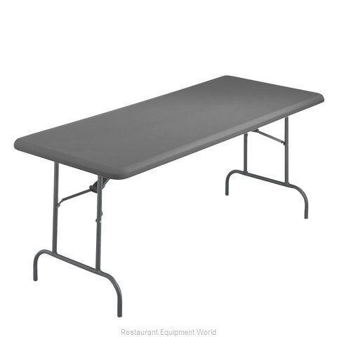 PS Furniture RS3096CC-CC Folding Table, Rectangle