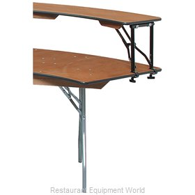 PS Furniture SBL3X8OE Table Riser
