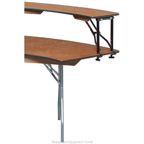 PS Furniture SBL4X9OE Table Riser