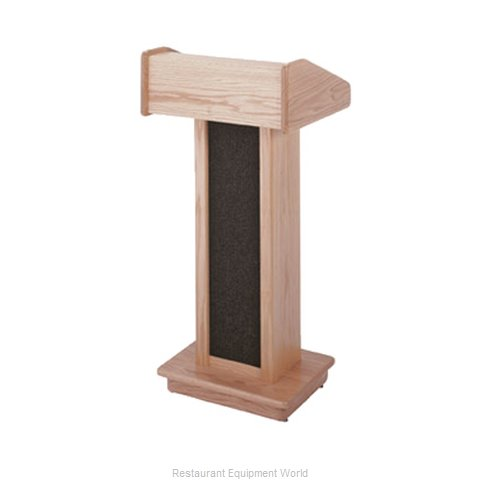 PS Furniture SCS-LCO Podium Lectern (Magnified)