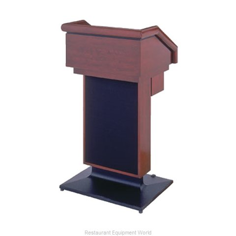 PS Furniture SCS-LE1R-C Podium Lectern (Magnified)