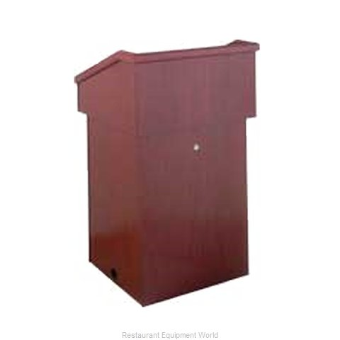 PS Furniture SCS-LT3 Podium Lectern (Magnified)