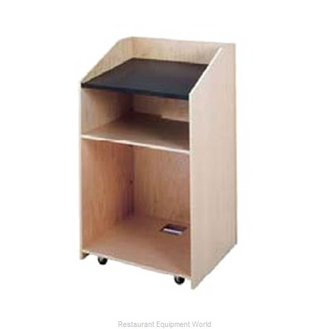 PS Furniture SCS-SCV27 Podium Lectern
