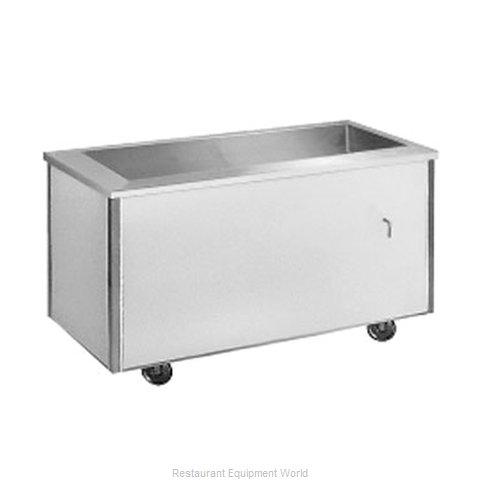 Randell 14G IC-6 Serving Counter Cold Pan Salad Buffet
