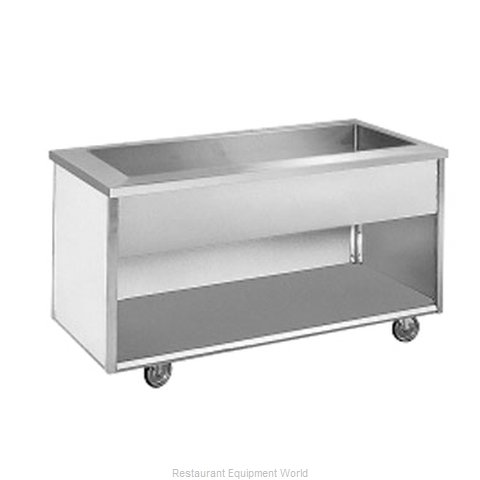 Randell 14G IC-6S Serving Counter Cold Pan Salad Buffet
