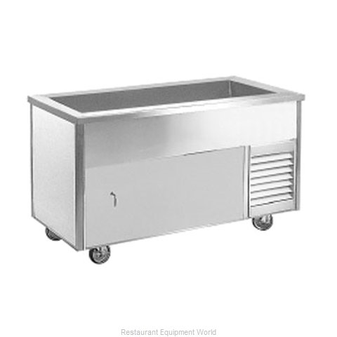 Randell 14G SCA-6 Serving Counter Cold Pan Salad Buffet