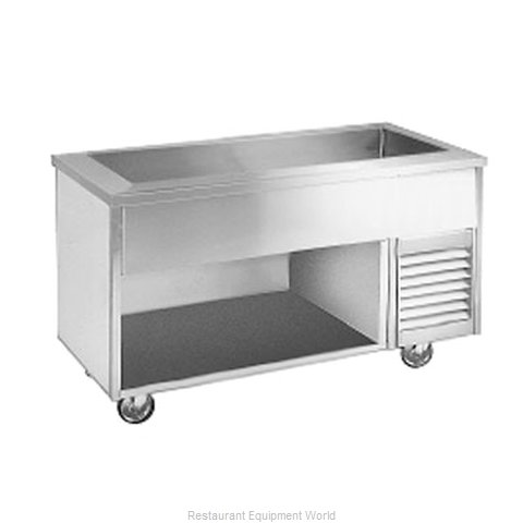 Randell 14G SCA-6S Serving Counter Cold Pan Salad Buffet