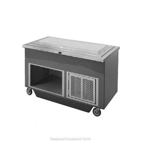 Randell 14GFG FTA-5 Serving Counter Frost Top Buffet