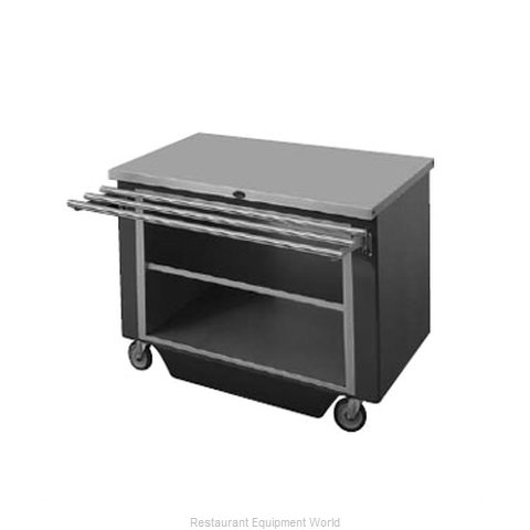 Randell 14GFG ST-4 Serving Counter Utility Buffet (Magnified)