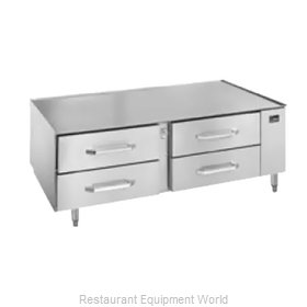 Randell 20042R Equipment Stand, Refrigerated Base