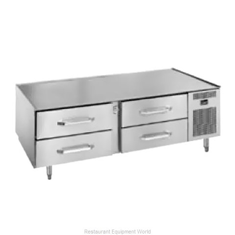 Randell 20048SC-32 Refrigerated Counter Griddle Stand