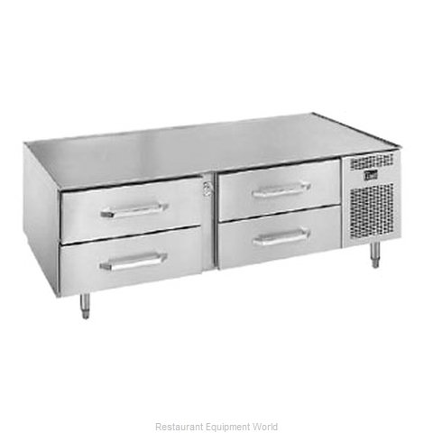 Randell 20048SC-C4 Equipment Stand, Refrigerated Base