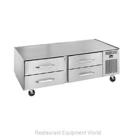 Randell 20072SC-C4 Equipment Stand, Refrigerated Base