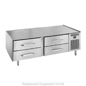 Randell 20105SC Equipment Stand, Refrigerated Base