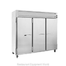 Randell 2030P Pass-Thru Refrigerator 3 sections