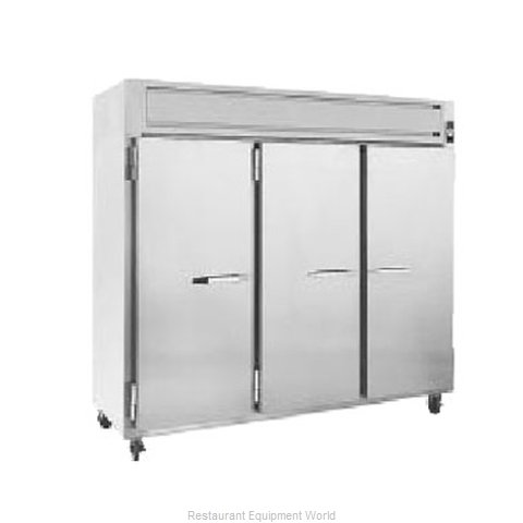 Randell 2030PE Pass-Thru Refrigerator 3 sections
