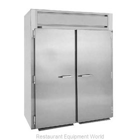 Randell 2268 Roll-In Freezer 2 sections